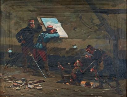 Jules MONGE (1855-1934)