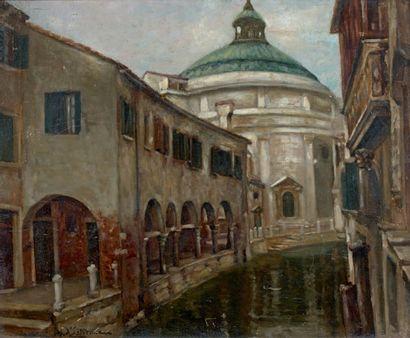 Henry D'ESTIENNE (1872-1949)