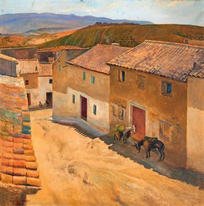 Abelardo PARRILLA (1877-1953)