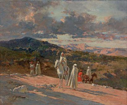 Victor Pierre HuGuet (1835-1902)