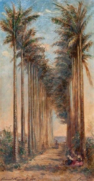 Charles Edmond RENAULT (1829-1905)