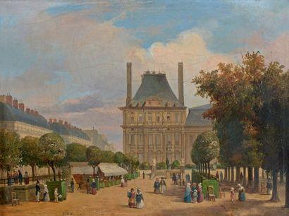 François Étienne VILLERET (vers 1800 - 1866)