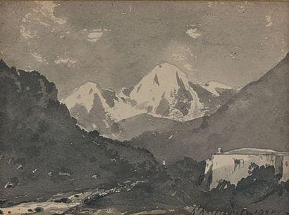Souvenir de Menton, 1904