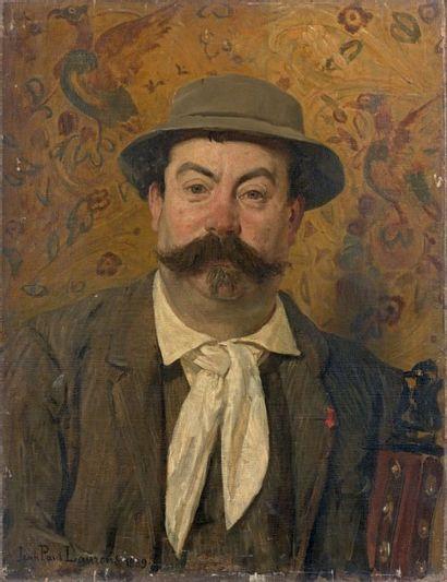 Jean-Paul LAURENS (1838-1921)