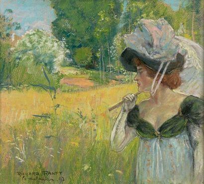 Richard RANFT (1862 - 1931)