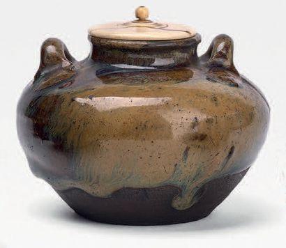 Fours de Seto - Époque EDO (1603-1868), XVIIe/XVIIIe siècle