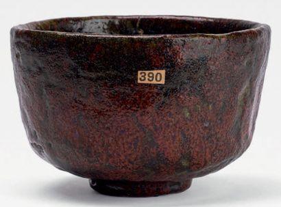 Fours de Raku<br/>Milieu de l'époque EDO (1603-1868), XVIIe/XVIIIe siècle