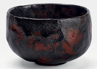 Fours de Raku - Fin de l'époque EDO (1603-1868), XVIIIe/XIXe siècle