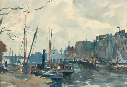 Johan Hendrik van MASTENBROEK (1875-1945)