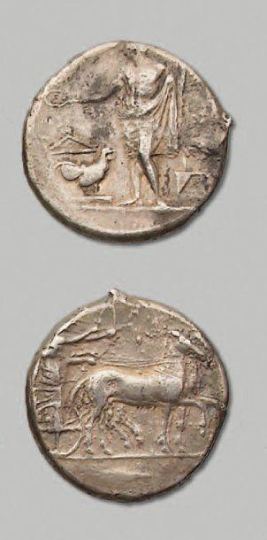 SICILE - Sélinonte (465-409 av. J.-C.)