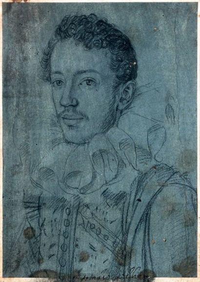 Attribué à Ottavio LEONI (c. 1578-1630)