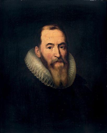 Attribué à Michiel Janz Van MIEREVELT (1567-1641)