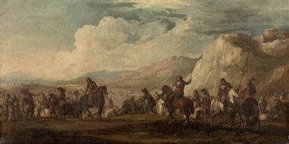 Attribué à Francesco SIMONINI (1686-1753)