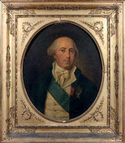 Entourage d'Henri-Pierre DANLOUX (1753-1809)