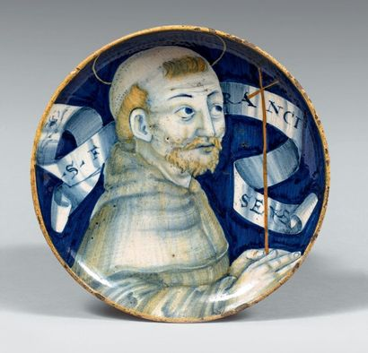 CASTELDURANTE ou DUCHÉ D'URBINO<br/>Circa 1525-1530