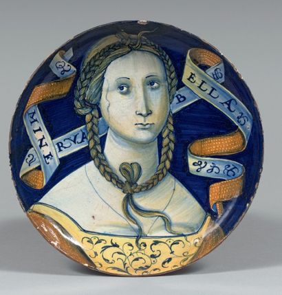 CASTELDURANTE ou DUCHÉ D'URBINO<br/>Circa 1530