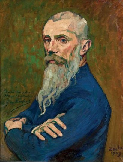 George-Daniel de MONFREID (1856-1929)