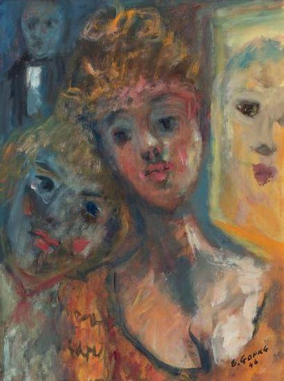 Edouard Joseph GOERG (1893-1969)