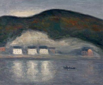 Maurice LOUVRIER (1878-1954)