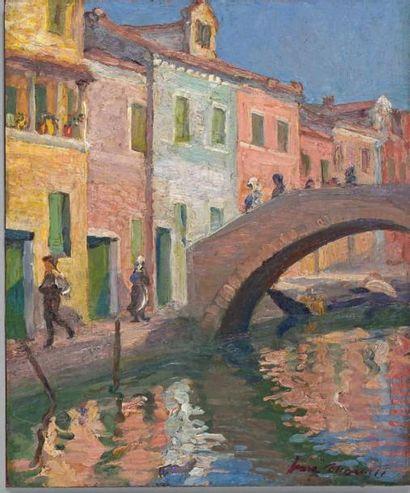 Luigi Moretti (1884-1950)