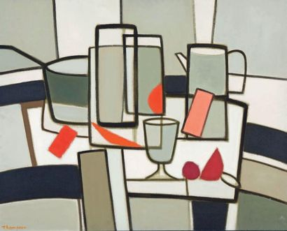 Michel THOMPSON (1921-2007)