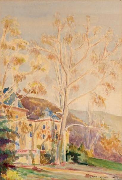 Daniel de MONFREID (né en 1922)