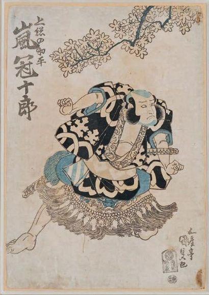 UTAGAWA KUNISADA (1786 -1865)