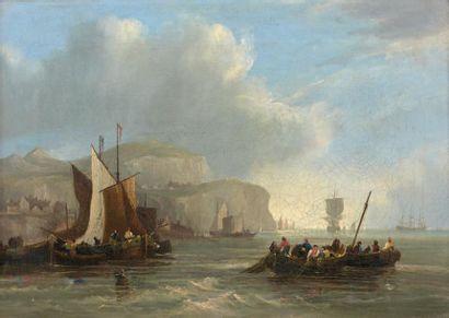 Attribué à F. CALVERT (1827-1844)