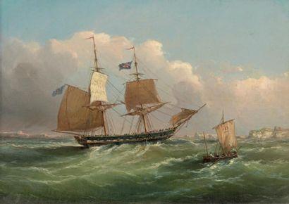 Edward PRITCHARD (1809-1905)
