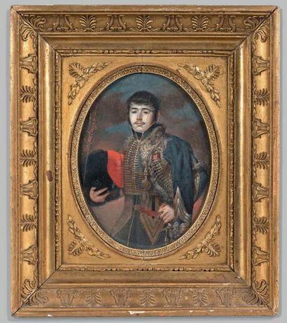Jean Edmé DELACLUZE (1778-1858)