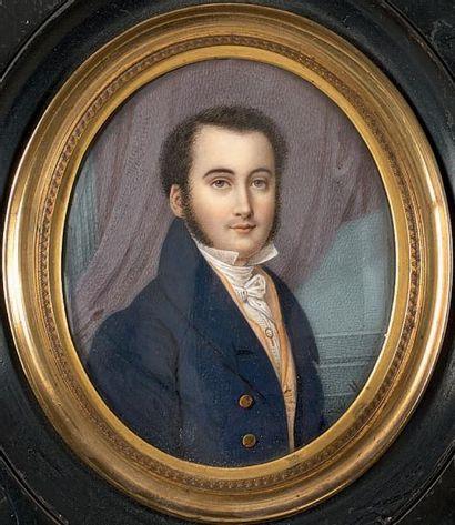 ECOLE FRANÇAISE, vers 1825