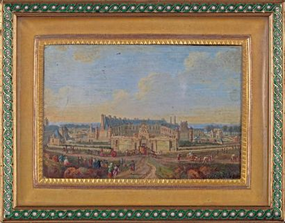 Louis-Nicolas Van BLARENBERGHE (1716-1794)