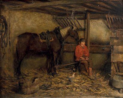 Wilem ALBRASCHT (né en 1861)