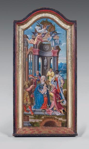 Entourage de Jan Van DOORNIK (vers 1470 - vers 1527)