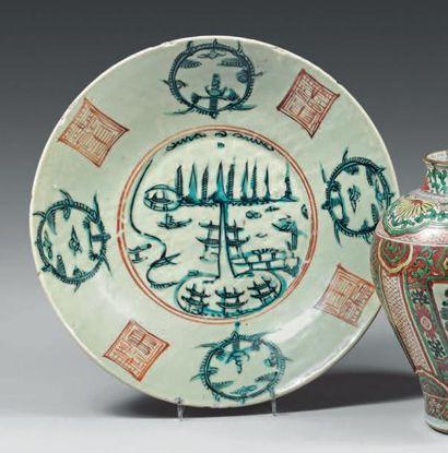 CHINE, Fours de Swatow - Époque Ming (1368-1644)