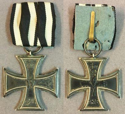 Allemagne, royaume de Prusse - Croix de Fer,...