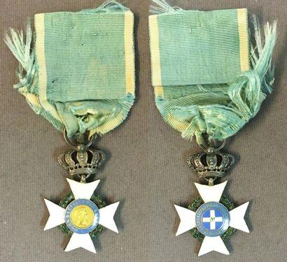 Grèce - Ordre du Sauveur, fondé en 1833,...