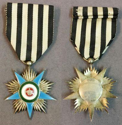 Iran - Décoration de la Gloire, Iftekhar,...