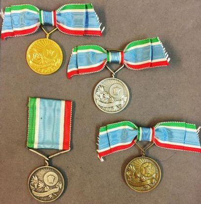 Iran - Médaille de l'Organisation impériale...