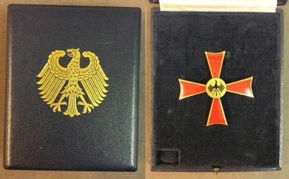 Allemagne, République Fédérale - Ordre du...