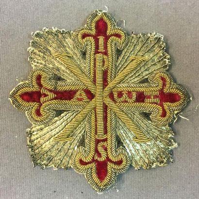 Italie, duché de Parme - Ordre Constantinien...