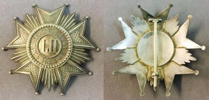 Italie, grand-duché de Toscane - Ordre du...