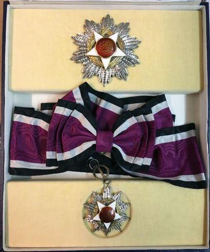 Jordanie - Ordre de l'Indépendance, fondé...