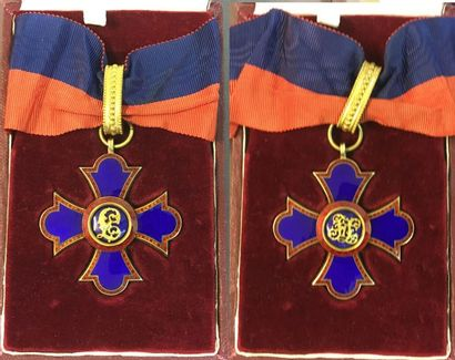 Liechtenstein - Ordre du Mérite de la Principauté,...