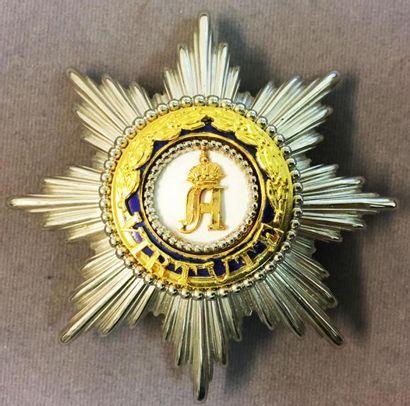 Luxembourg - Ordre de Mérite civil et militaire...