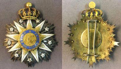 Portugal - Ordre de Notre Dame de la Conception...
