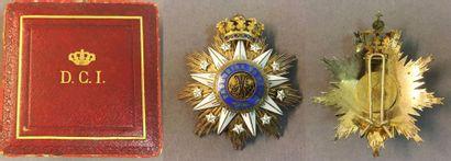 Portugal - Ordre de Notre-Dame de La Conception...