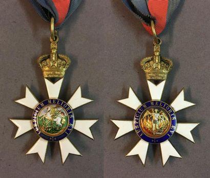 Royaume-Uni - Ordre de Saint-Michel et Saint-Georges,...