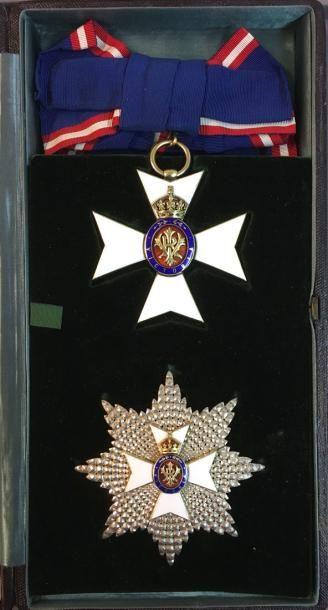 Royaume-Uni - Ordre Royal de Victoria, fondé...