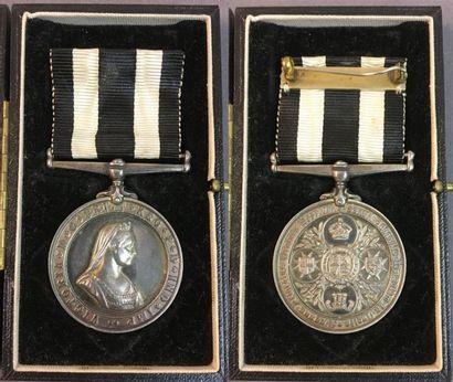 Royaume-Uni - Ordre de Saint-Jean, médaille...